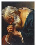 The Penitent Saint Peter Giclee Print by Jacob Jordaens