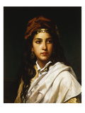 An Oriental Beauty Giclee Print by Jan Frederick Portielje