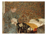 The Young Patient; La Jeune Malade Posters by Edouard Vuillard