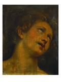 Saint Sebastian - a Modello Poster by Federico Barocci