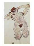 Akt Posters by Egon Schiele