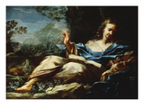 Saint Mary Magdalen in Penitence Giclee Print by Pietro Michieli
