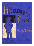 Huckleberry Finn Giclee Print
