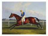 English Racehorses Giclee Print by C. Duncan