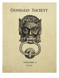 The Georgian Society. Records of Eighteenth-Century Domestic Architecture and Decoration in Dublin Giclee Print