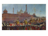 Delhi Durbar of 1903 Giclee Print by Roderick Mackenzie