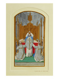 Mass of Saint Gregory Art
