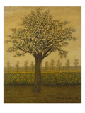 The Appletree; Le Pommier Print by Albijn van den Abeele