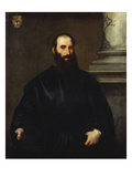 Portrait of Giacomo Doria Prints by  Titian (Tiziano Vecelli)