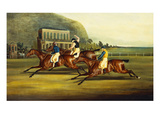 The Badsworth Hunt Gold Cup of Pontefract, Monday, March 29, 1824 Prints