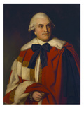 Portrait of George William, Sixth Earl of Coventry, Half Length, in Peers' Robes Giclee Print by Nathaniel Dance-Holland
