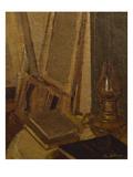 Studio Interior Posters by Harold Gilman
