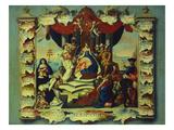 The Spanish; El Espanol Giclée-trykk av Manuel Samaniego y Jaramillo