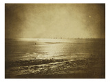 Seascape, Normandy, 1856 Premium Giclee Print by Gustave Le Gray