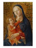 The Madonna and Child Posters by  Domenico di Michelino
