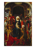 The Adoration of the Kings Prints by Vrancke van der Stockt