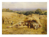 The Noonday Rest Giclee Print by John Linnell