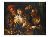 Mercenary Love Reproduction procédé giclée par Hans von Aachen