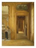Interior of the Hotel Brulard De Genlis, 13 Quai Conti, Paris Giclee Print by Paul Thomas
