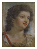 Saint John the Baptist () Prints by Giovanni Antonio Creccolini