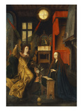 The Annunciation Giclee Print by Jan Provost (Circle of)