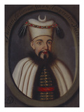 Portrait of the Ottoman Sultan, Suleiman Giclee Print