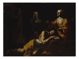 Samson and Delilah Giclee Print by Massimo Stanzione