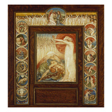 The New Creation Giclee Print by Phoebe Anna Traquair