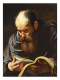 Saint Simon Giclee Print by Jacob Jordaens