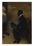 The Art Lover Giclee Print by Floris Arntzenius