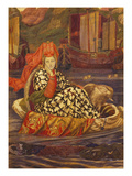 The Enchanted Sea Giclee Print by Henry Arthur Payne
