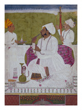 Portrait of Udai Singh, Thakur of Pali Giclee Print