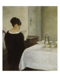 The Letter Prints by Carl Holsoe