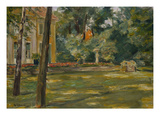 Wannseegarten Prints by Max Liebermann