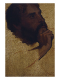 Study of Old Man's Head for Jesus Among the Doctors; Etude De Tete De Vieillard Pour Jesus Au… Prints by Jean-Auguste-Dominique Ingres