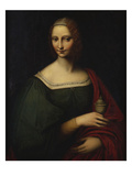 Portrait of a Lady as the Magdalen Art by Giovanni Pedrini Giampietrino