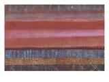 Layered Landscape; Ebene Landschaft Poster von Paul Klee
