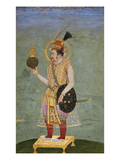 The Emperor Jahangir (R Giclee Print
