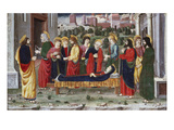 The Death of the Virgin Print by School of Veneto