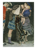 The Order of Release Posters by John Everett Millais