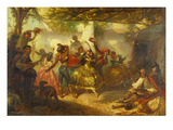 Fiesta Time Giclee Print by John Phillip