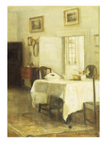 The Dining Room Posters by Carl Holsoe