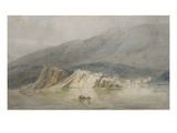 View of Sestri Di Levante, Genoa Giclee Print by William Turner