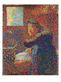 My Grandmother; Ma Grand-Mere Prints by Edouard Vuillard