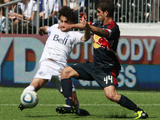 Vancouver, DA May 28 - Carlos Mendes and Davide Chiumiento Photographic Print by Jeff Vinnick