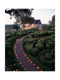 House & Garden - December 2002 Regular Photographic Print by Alexandre Bailhache