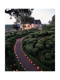 House & Garden - December 2002 Photographic Print by Alexandre Bailhache