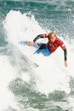 Torquay, Australia March 21 - Mick Fanning Photographic Print by Quinn Rooney
