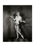 Vanity Fair - October 1928 Regular Photographic Print par Charles Sheeler