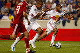 Harrison, NJ August 13 - Thierry Henry Photographic Print by Mike Stobe